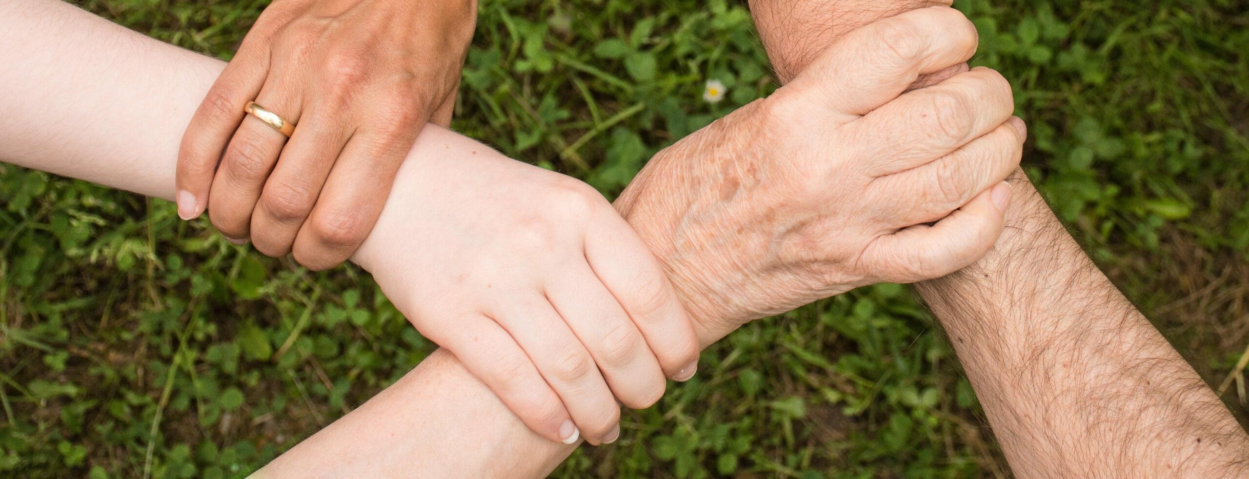 Zeit mit (Groß-)Vätern